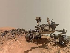 Sur Mars, Curiosity peut à nouveau analyser le sol ...