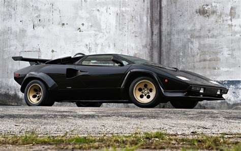 1982 lamborghini countach lp5000s gallery supercars net