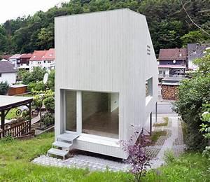 Tiny House In Deutschland : a small house by architekturburo scheder inhabitat green design innovation architecture ~ Markanthonyermac.com Haus und Dekorationen
