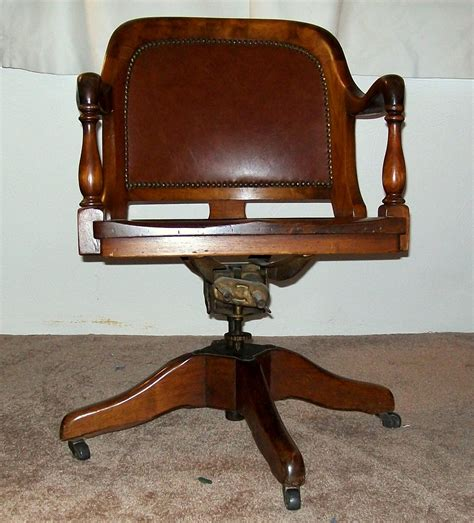 antique bankers chair marble shattuck collectors weekly