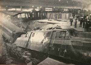 1953 Train Accident at Union Station - Ghosts of DC