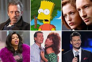 [PHOTOS] Best Fox TV Shows: The Simpsons, The X-Files ...