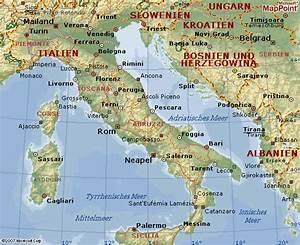Italienische Schweiz Karte : landkarte von italien und informationen ber die geographie italiens ~ Markanthonyermac.com Haus und Dekorationen