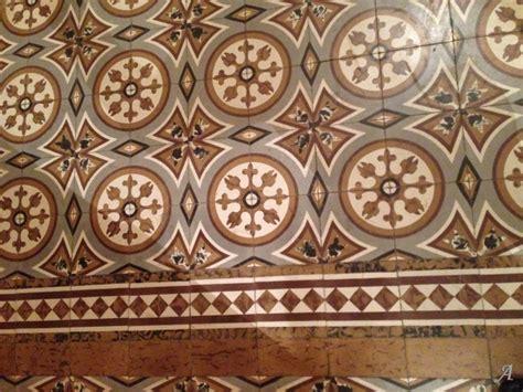 carrelage ancien en ciment artisans du patrimoine