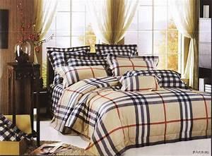 Bettwäsche Seide Günstig : burberry bettw sche g nstig billig gut preiswert king size baumwolle bed set 6 teilig ~ Markanthonyermac.com Haus und Dekorationen