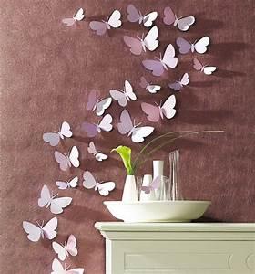 Bilder Für Die Wand : die 25 besten ideen zu deko schmetterlinge auf pinterest papierschmetterlinge butterfly deko ~ Markanthonyermac.com Haus und Dekorationen