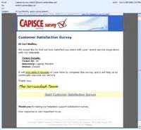 Landesk Service Desk Api by Capisce Survey