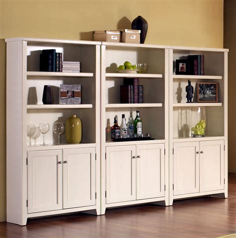 Billy Bookcase Reviews, White Bookshelves With Doors White
