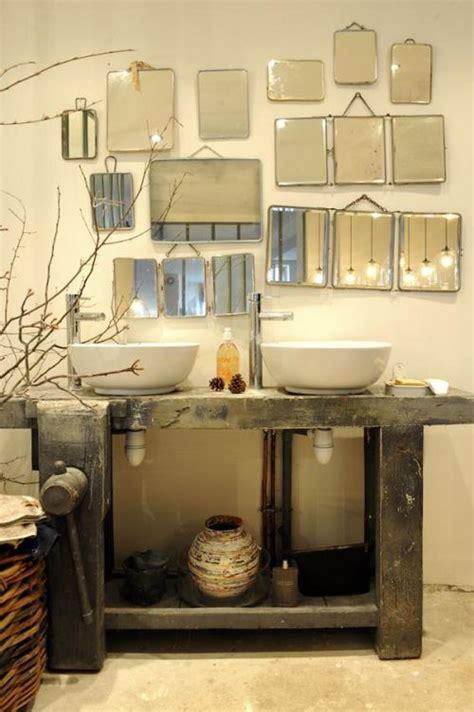 salle de bain esprit de r 233 cup de chine et de vintage mes petites puces