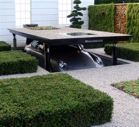 No Garage! Keep Your Garden Green With The Cardok Mono