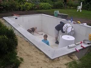 Pool Garten Preis : pool selber bauen schalsteine pool selber bauen schalsteinestyroporbecken isolierschalsteine ~ Markanthonyermac.com Haus und Dekorationen