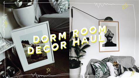 R Home Decor Dombivli : Home Decor Haul • Perfect Dorm + Back To School Decor