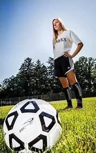 cool soccer senior photos in michigan   Photo ideas ...