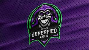 Josh Deakin - Jokerfied Gaming | Mascot Logo