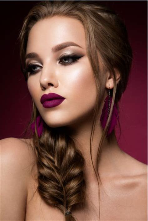 Latest Party Makeup And Hairstyles You Need To Try