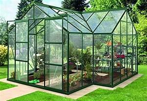 Kleines Glas Gewächshaus : gew chshaus sirius orangerie 13 m2 gew chshaus kaufen ~ Markanthonyermac.com Haus und Dekorationen