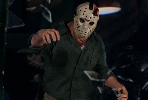 New Friday The 13th Part 3 Jason Voorhees Toy Unveiled By