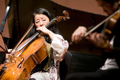 Professor Takes The Lead In A Violin-heavy Evening