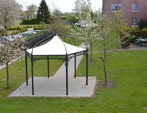 Dach Für Gartenpavillon : gartenpavillon mit festem dach ~ Markanthonyermac.com Haus und Dekorationen