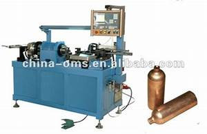 Cnc Copper Tube Spinning End Forming Machine - Buy ...