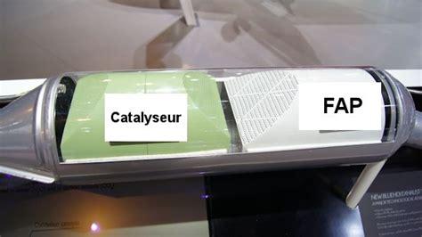 fonctionnement du catalyseur on le sait les rejets polluants mis p