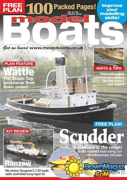 Model Boats Magazine Download by Model Boats Winter Special Edition 2013 187 Download Pdf
