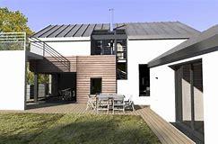 HD wallpapers maison contemporaine toit zinc iewallpaperscc.gq