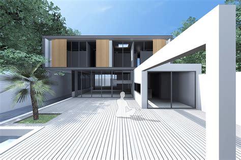 maison de ville avec piscine 224 m 233 rignac ha 12 architecte gironde hybre architecte