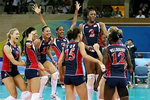 USA womens volleyball - MSitey