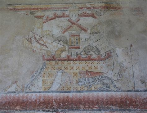Name Wall Painting With Horses Rhinoceroses And Aurochs