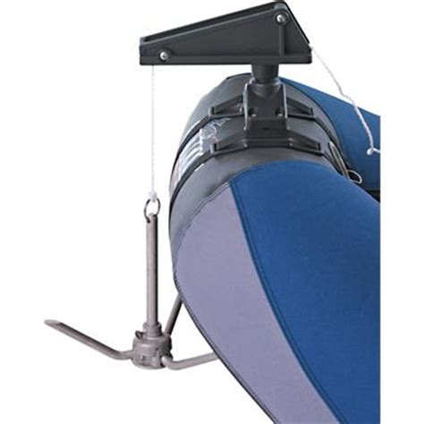 Inflatable Pontoon Boat Anchor System pontoon boat anchor system www ifish net