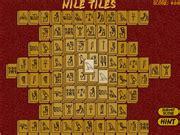 mahjong solitaire nile tiles free