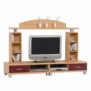 Tv Möbel Rot : tv wand yoga massivholz sheesham natur ~ Whattoseeinmadrid.com Haus und Dekorationen