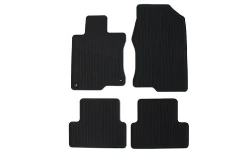 sold 2g tsx oem all season floor mats acurazine acura