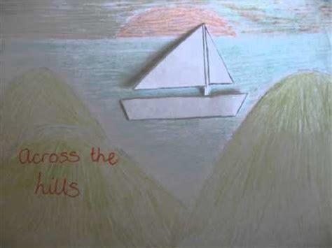 Sailboats Videos by Sky Sailing Sailboats Video Lyrics Drawings Youtube