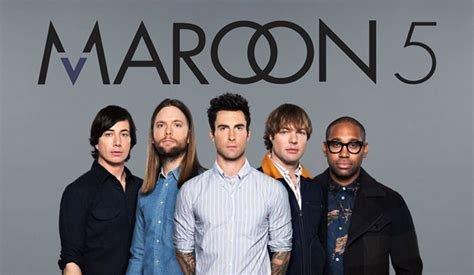 Laurence Ourac » Maroon 5 Albums And V