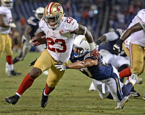 San Francisco 49ers Name 10 Players To Practice Squad