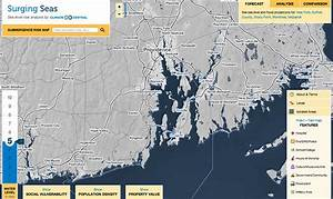 Rhode Island | Surging Seas: Sea level rise analysis by ...