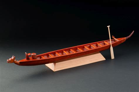 Dragon Boat Length by Woodenboatmodels