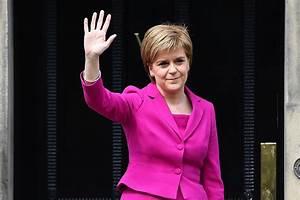 SNP leader Nicola Sturgeon plans EU talks to 'protect ...