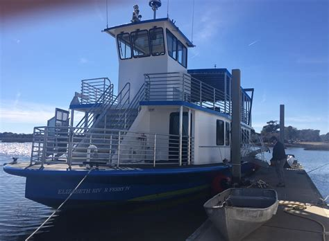 Ferry Boat Jacksonville by Launching Of Hton Road Transit Ferry Jacksonville