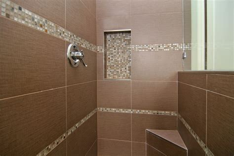 Ideas For Shower Tile Designs