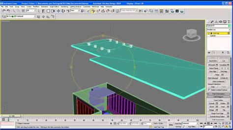 Architecture Tutorial On 3ds Max Ceiling Part 6 Youtube