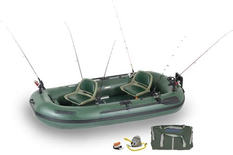 Bass Boats For Sale Under 10k by Sea Eagle Sts10 2 Person Inflatable Fishing Boats Package