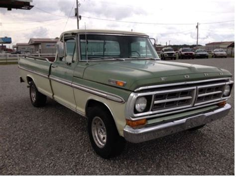 purchase used 1970 ford ranger xlt the tennessee stud in marion arkansas united states