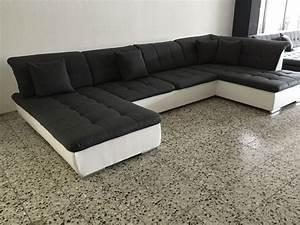 Sofa U Form Grau : couch grau gnstig beautiful couch grau coch weiss u form sofa roller eckcouch schwarz couch ~ Markanthonyermac.com Haus und Dekorationen