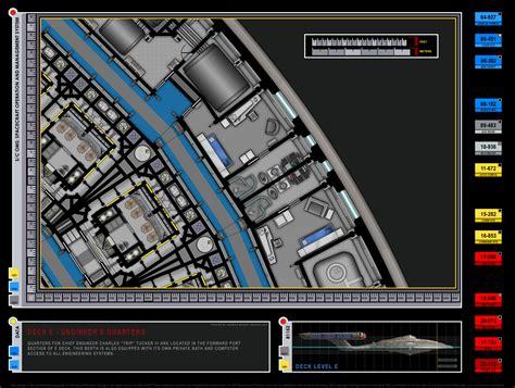 trek blueprints enterprise nx 01 deck plans