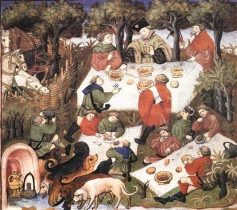 la cuisine et la gastronomie m 233 di 233 vale recettes 233 pices hypocras menu festin buffet moyen age