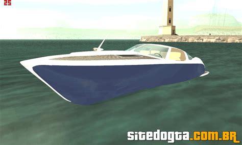 Speedboot Cheat Gta 5 by Barco Mamba Speedboat Para Gta San Andreas Site Do Gta