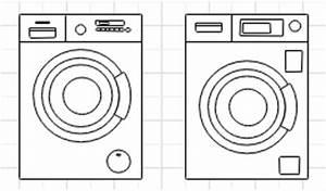 Symbole Auf Waschmaschine : symbole f r bauplan k che und badzimmer ~ Markanthonyermac.com Haus und Dekorationen